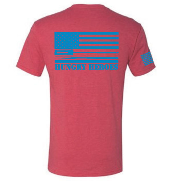 Red Summer Tee 2020