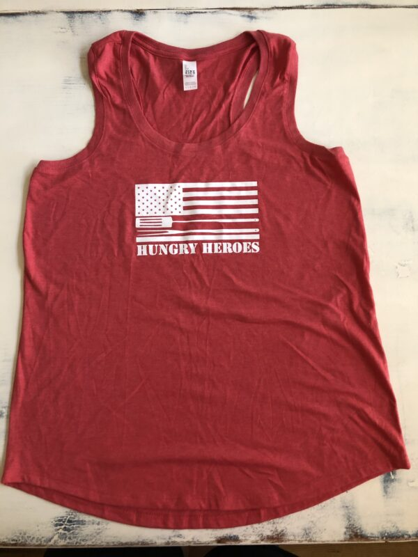 HH Red RacerBack Tank