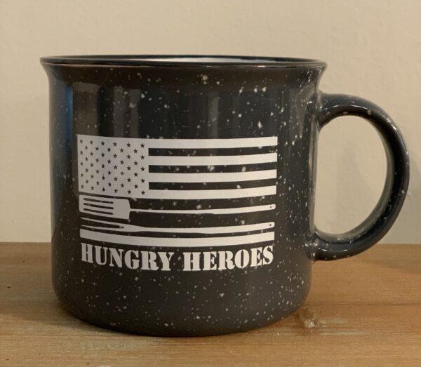 Hungry Heroes Ceramic Mug