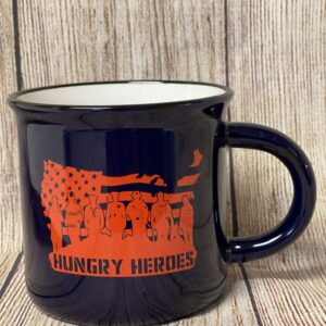 Hungry Heroes Ceramic Mug