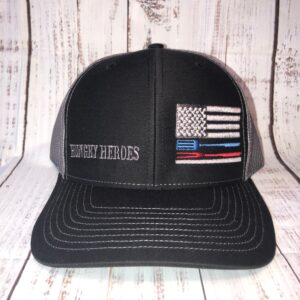 HH first responders trucker