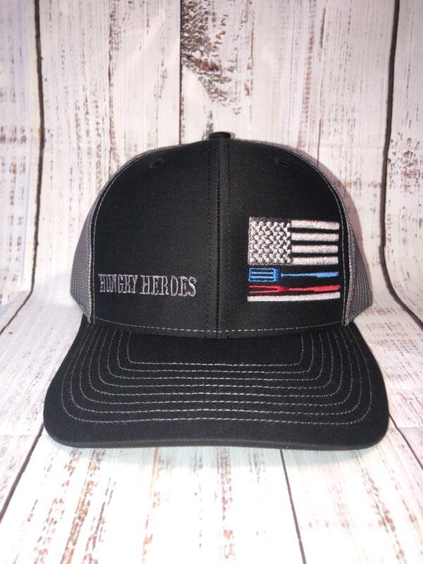 HH first responders trucker