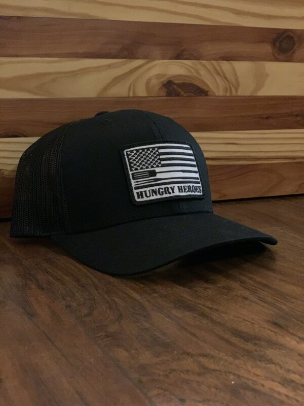 Hungry Heroes BBQ Hat