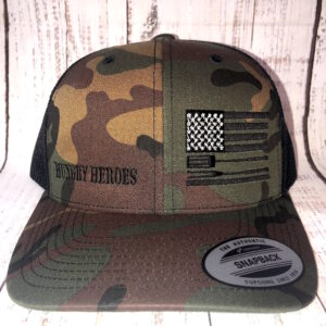 HH Retro Camo Trucker Hat