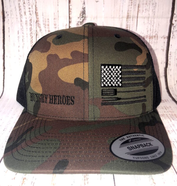 HH Retro Camo Trucker Hat