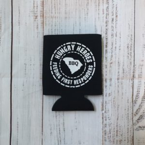 black flag koozie